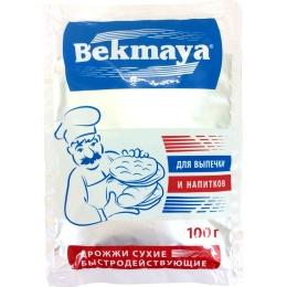 """Дрожжи сухие """"Бекмая"""",100 гр"""