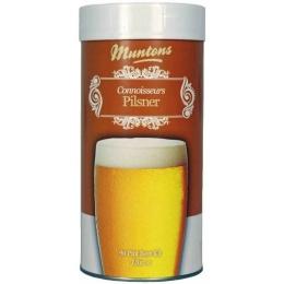 Пивная смесь MUNTONS Pilsner 1,8 кг