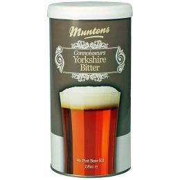Пивная смесь MUNTONS Yorkshire Bitter 1,8 кг