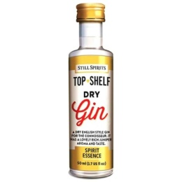 Эссенция Still Spirits Dry Gin Spirit (Top Shelf) на 2,25л