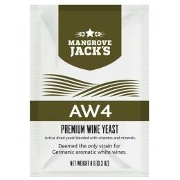 Винные дрожжи Mangrove Jacks AW4, 8 гр