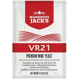 Винные дрожжи Mangrove Jacks VR21, 8 гр