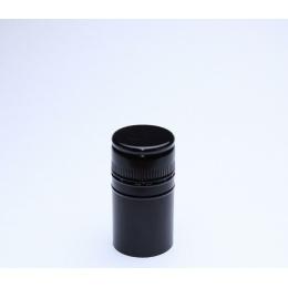 Алюминиевый колпачок 31,5*60 (черный)