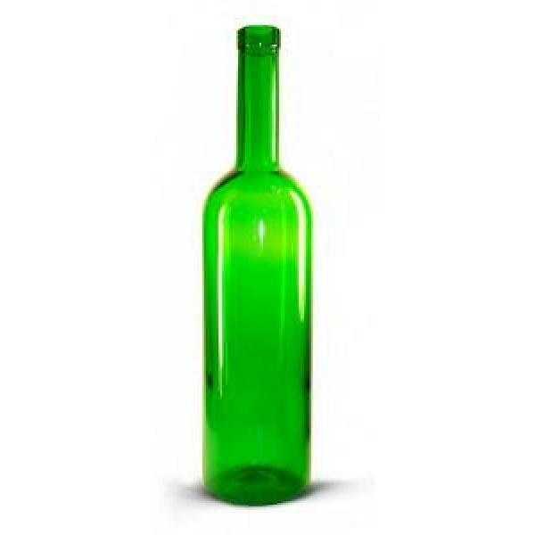 Бутылка 0.7 Бордо зеленая