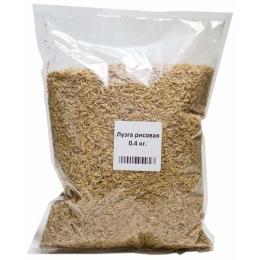 Лузга рисовая,0,4 кг
