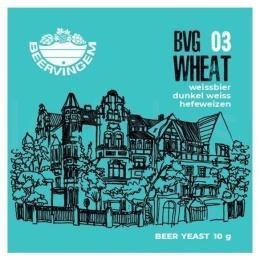 "Дрожжи Beervingem для пшеничного пива ""Wheat BVG-03"", 10 гр."