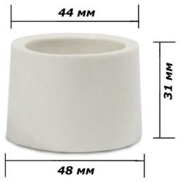Пробка для бутылок силикон 44-48мм