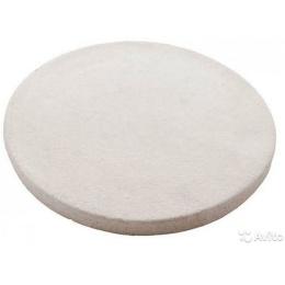 Камень пекарский неглазурованный (шамот)32 см