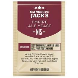 Дрожжи Mangrove Jacks Empire Ale M15, 10 гр