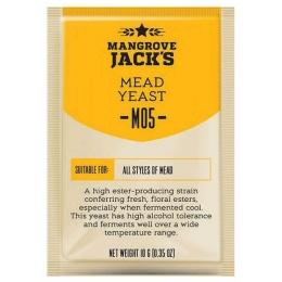 "Дрожжи для медовухи Mangrove Jacks ""Mead M05"", 10 гр"