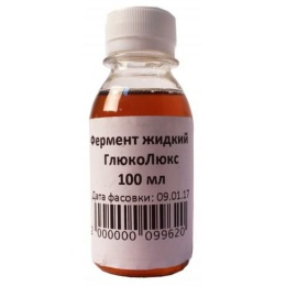 Фермент жидкий ГлюкоЛюкс 100 мл