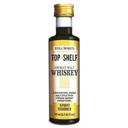 Эссенция Still Spirits Smokey Malt Whiskey Spirit (Top Shelf) на 2,25л